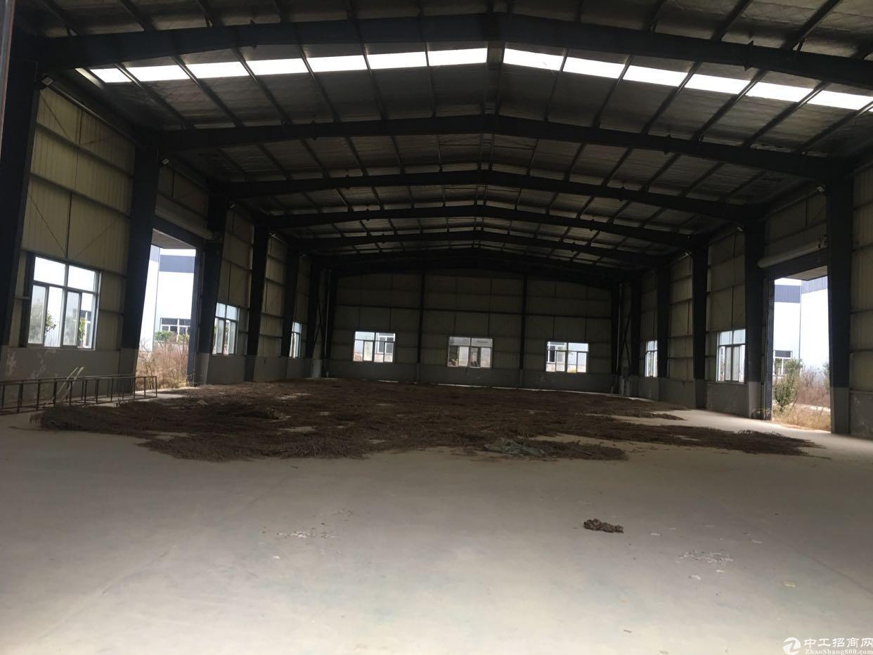 优质钢构标准厂房