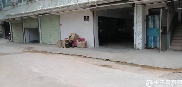 沙井镇新二村国道旁边仓库300平方