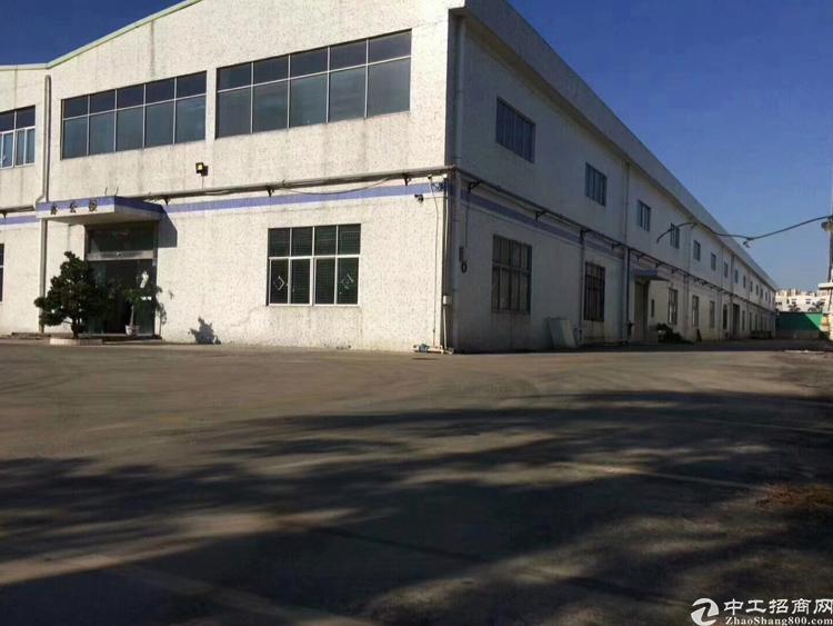 公明独院钢结构11米高16500平出租