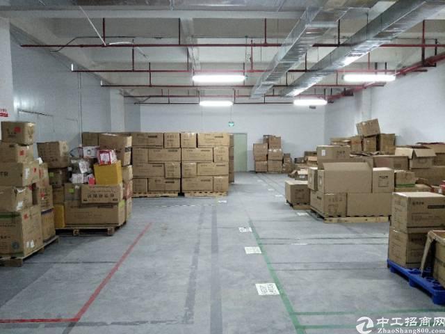 龙华清湖地铁站新出厂房350平