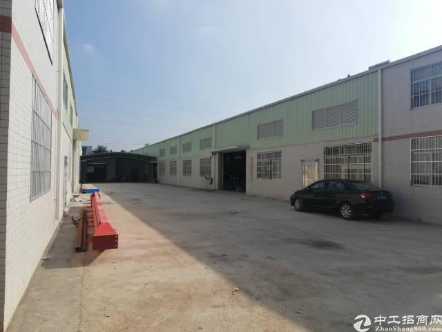 惠州惠东大岭新出钢构厂房1700平方