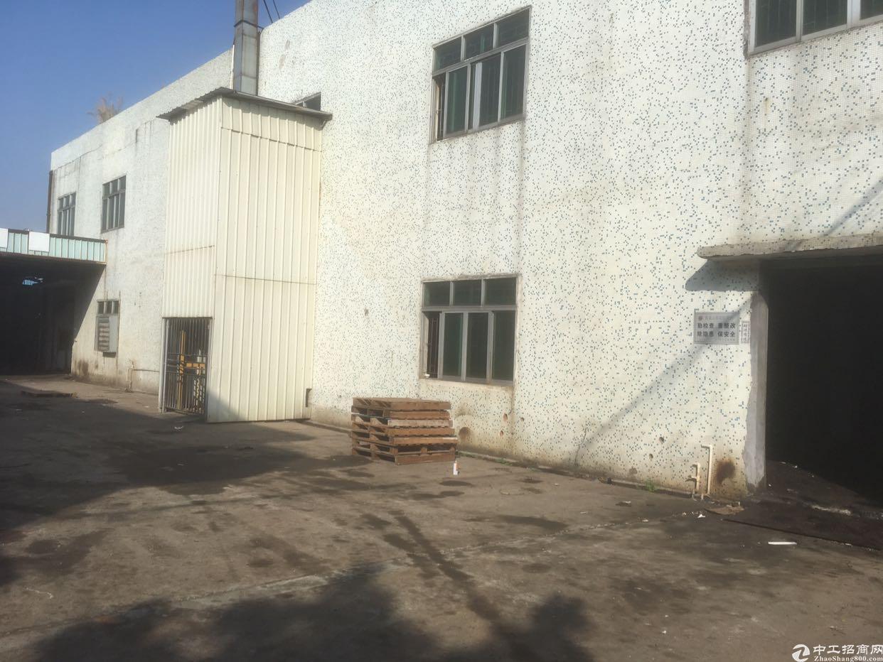 东深路附近成熟工业区新出小独院标准厂房2700平方