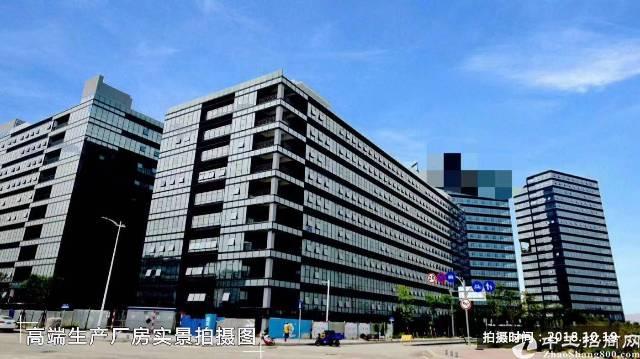 松山湖研发办公楼,独立50年产权红本