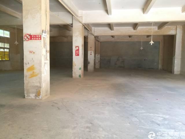 700平米标准一楼厂房招租
