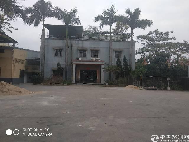 东莞独院原房东单一层钢构5500平方厂房出租