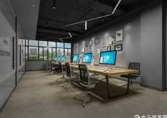 (出租)西乡固戍地铁口甲级装修办公室使用楼宇智能化,采光好