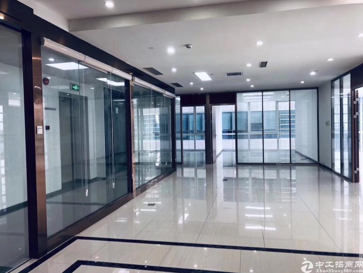 龙华民治深圳北站豪华装修写字楼办公室800平出租