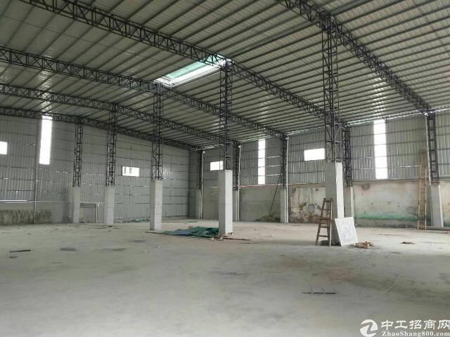 滴水8米钢构厂房出售