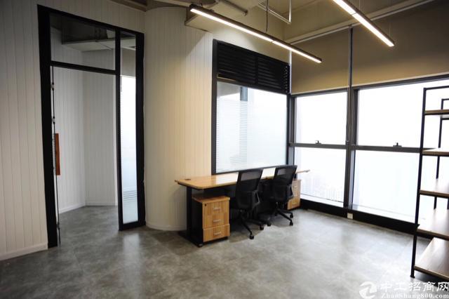 环境优美办公舒适杨浦全装全配独立办公室可注冊