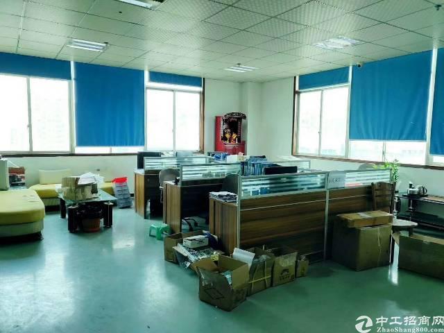 西乡簕竹角,楼上新出厂房1350平,带装修,无需转让费-图6