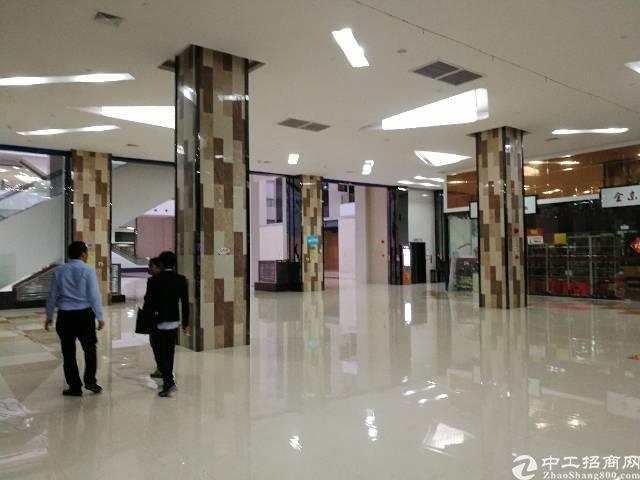 坂田杨美地铁站附近红本精装修写字楼