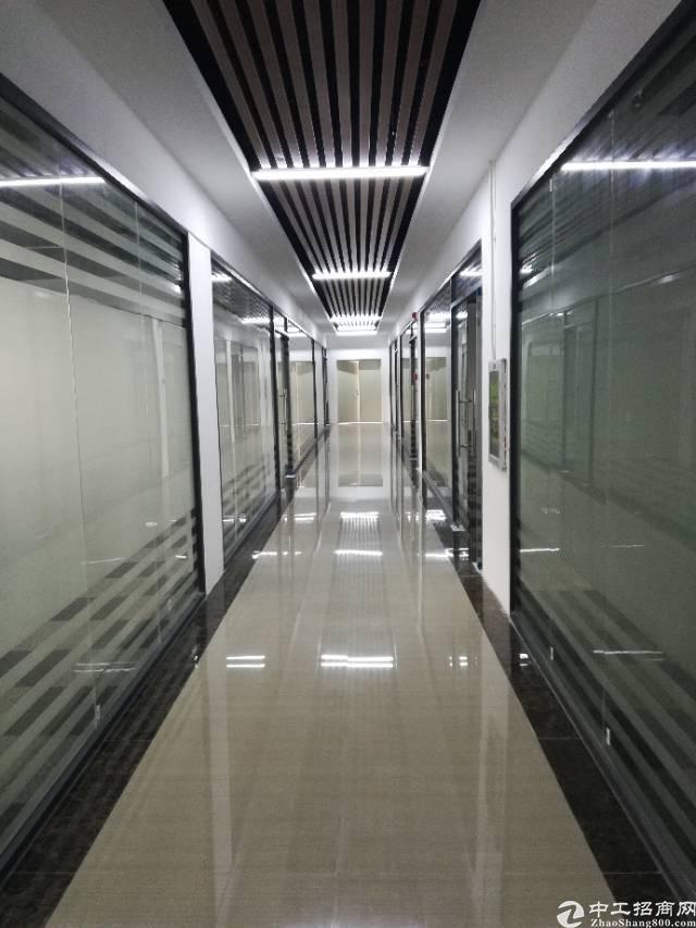 洪浪北地铁口800米精装写字楼出租特价45