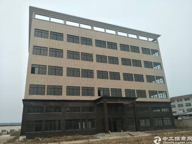 黄陂4300平独栋厂房-图2