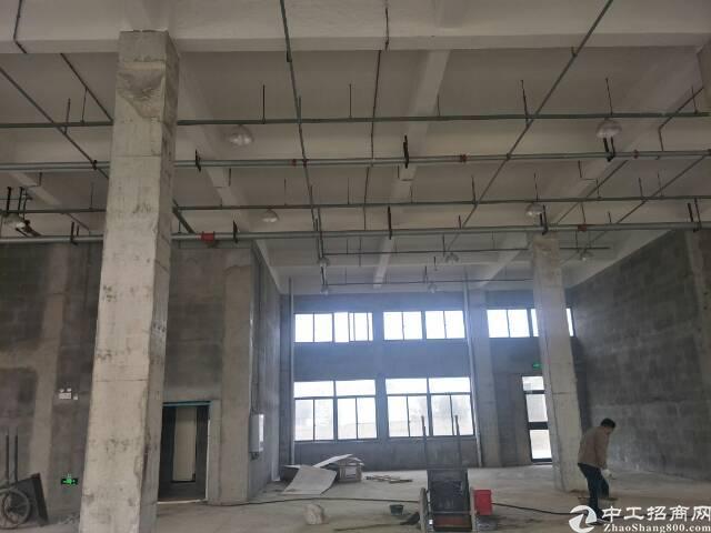 黄陂4300平独栋厂房