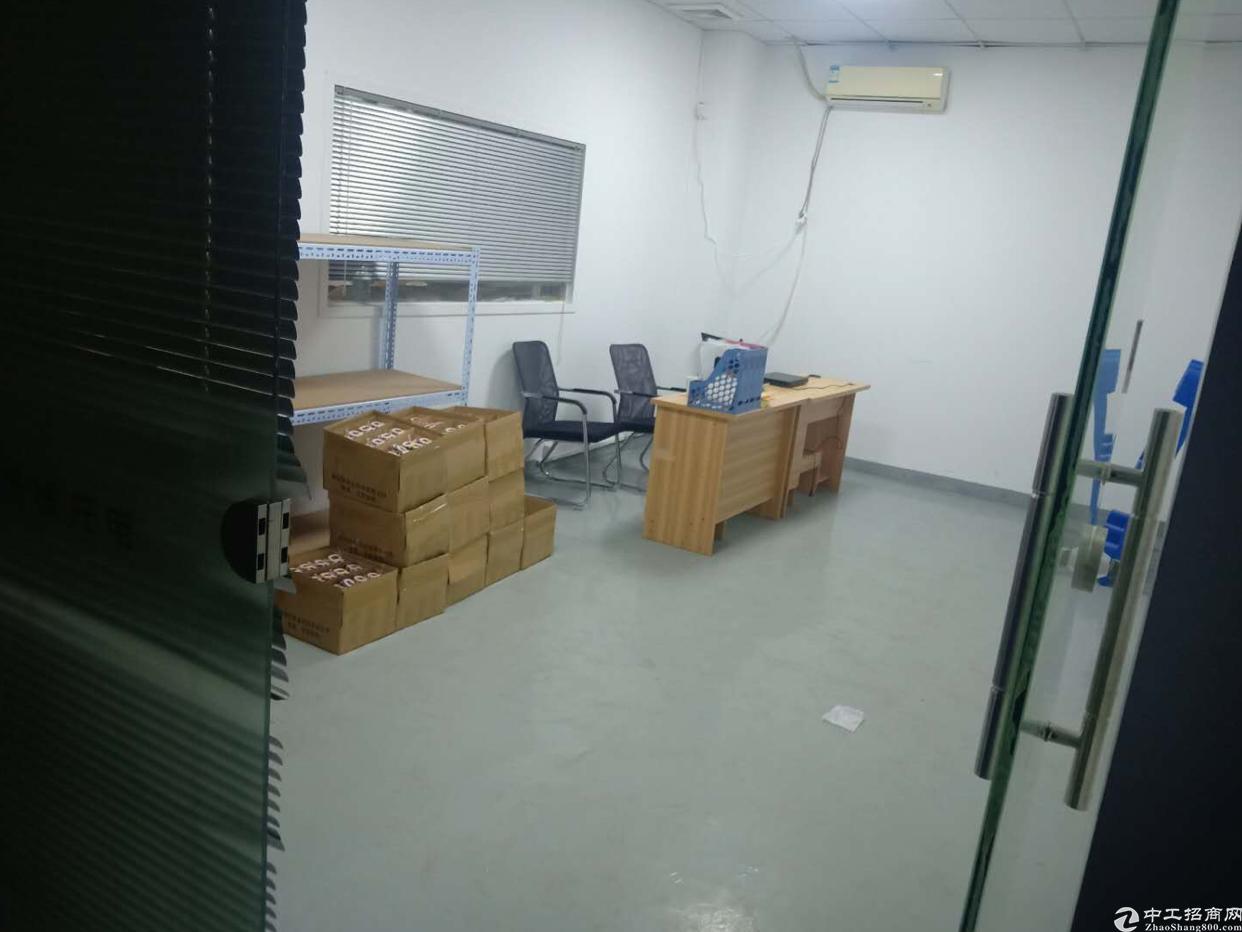 厂房转租,什么都齐全,有一间办公室