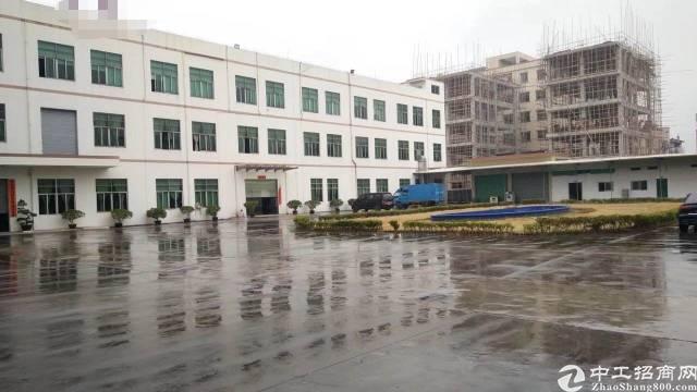 常平镇标准厂房二,三楼各1700平方米