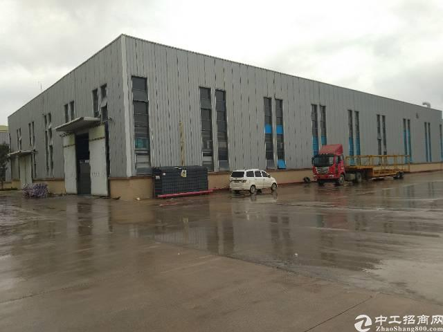 惠州工业厂房单一层钢构厂房出租