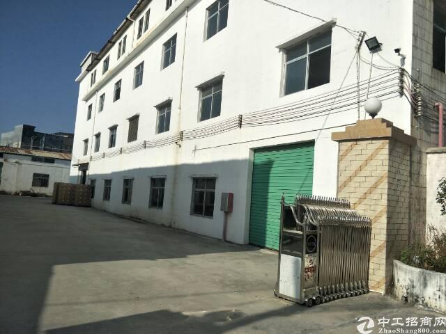 东莞市小独院标准厂房3500平米出售