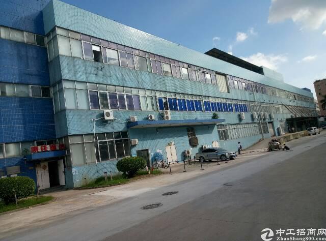 石岩南光高速附近3600平方物流仓库厂房出租