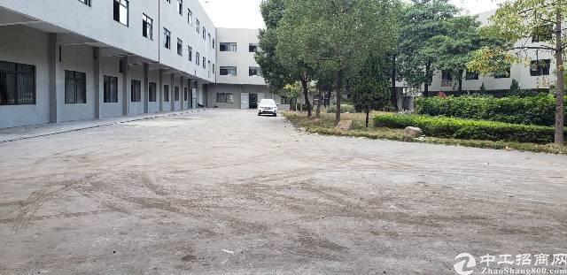 厚街三屯工业区20000多方花园厂房出租分租