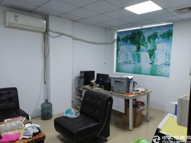 西乡九围洲石路边170平米精装修办公厂房出租