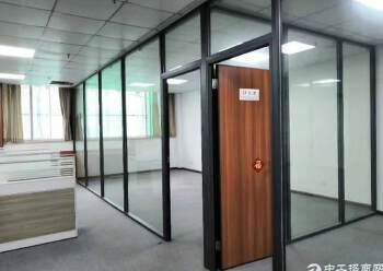 西乡全新装修三万平写字楼出租70平起租图片3
