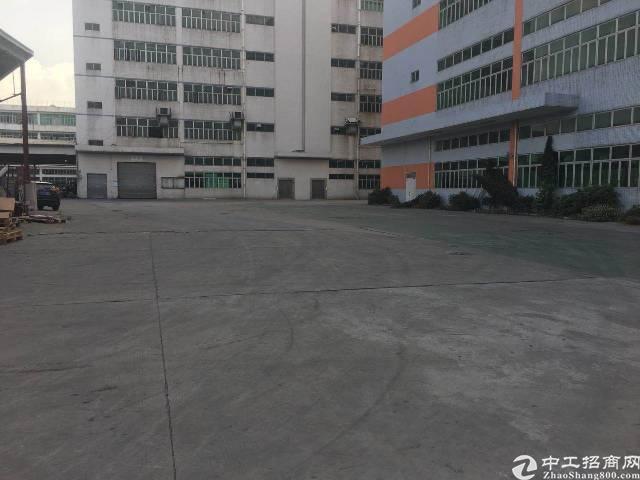 石岩松白路边500-3000平仓库可以长短租