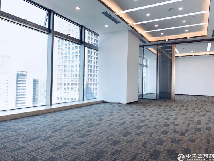 龙华深圳北站精装修办公室650平招租