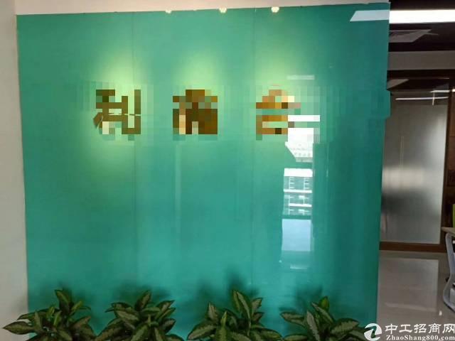 观澜环观南路高薪产业园精装修写字楼150平方出租