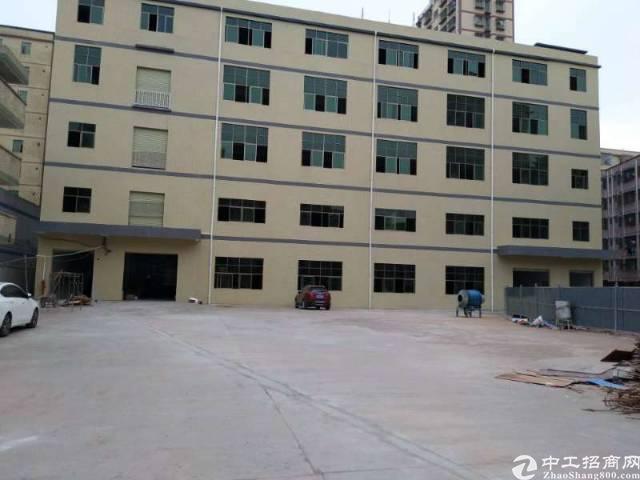 坪山六联独院厂房3400m平米出租