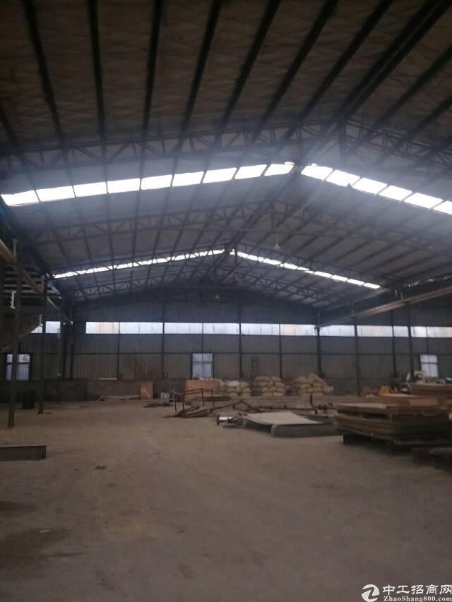 6元租汉口北一楼3000平钢结构厂房,可以生产,加工,仓储-图4