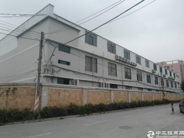 石岩4500平独门独院红本厂房仅售2800万