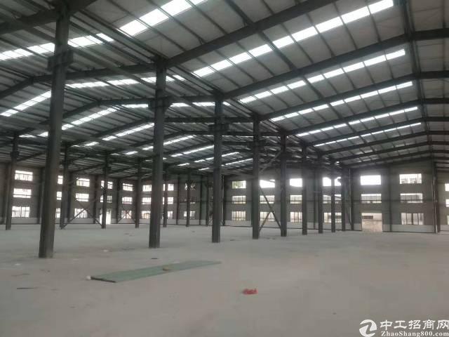 惠州博罗龙溪,园洲,石湾全新钢构厂房年底清仓处理!只租10元