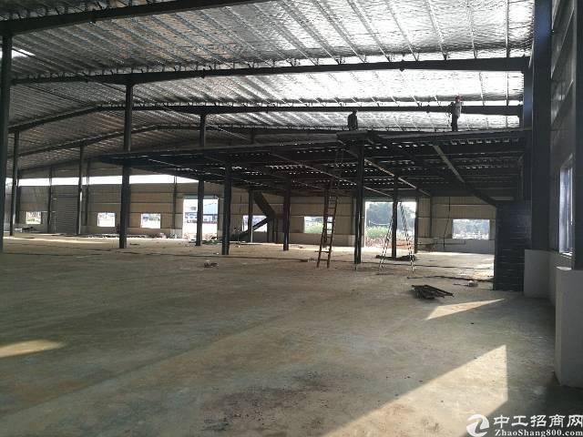 惠城区新出独院钢构7500平米滴水十米