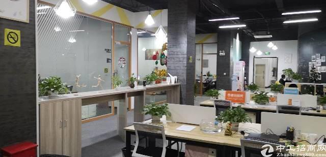 汉口创立方产业园528平米精装办公58元/平