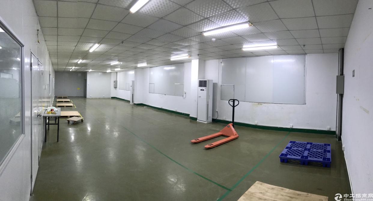 坑梓新出楼上600平电子贸易精装厂房-图2