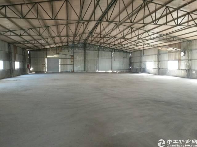 松岗10元钢构厂房招租