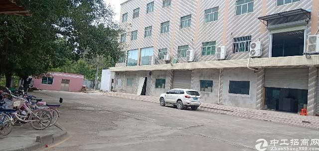 龙岗五联村委厂房分租600平米带装修厂房出租
