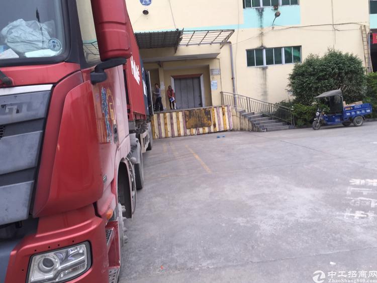 福永和平最新出带红本50000平带卸货平台厂房