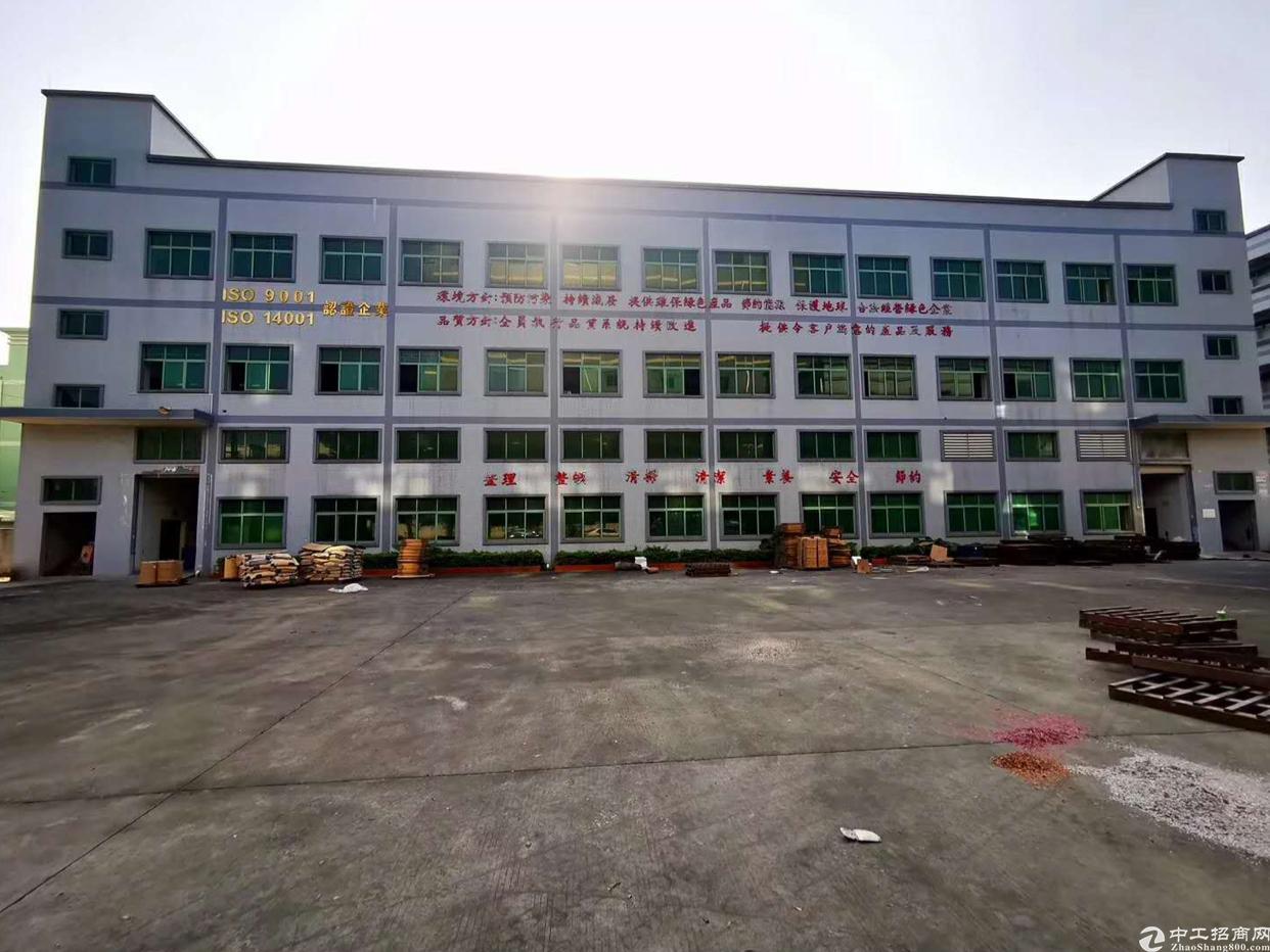 中堂镇国有双证独院厂房18000平方米出售