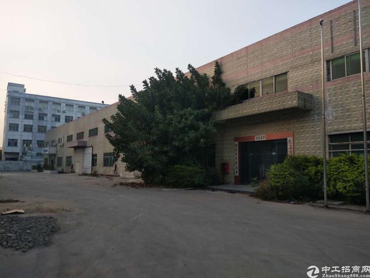沙井共和独门独院单一层厂房6200平出租