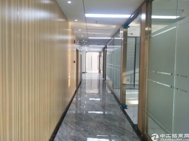 西丽白芒关附近楼上200平方精装修办公室出租