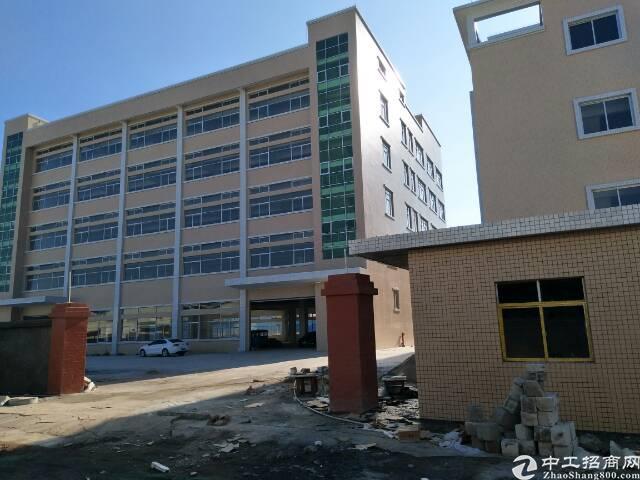 水边工业区旁新出原房东全新独院高大上标准厂房带独立办公楼低价
