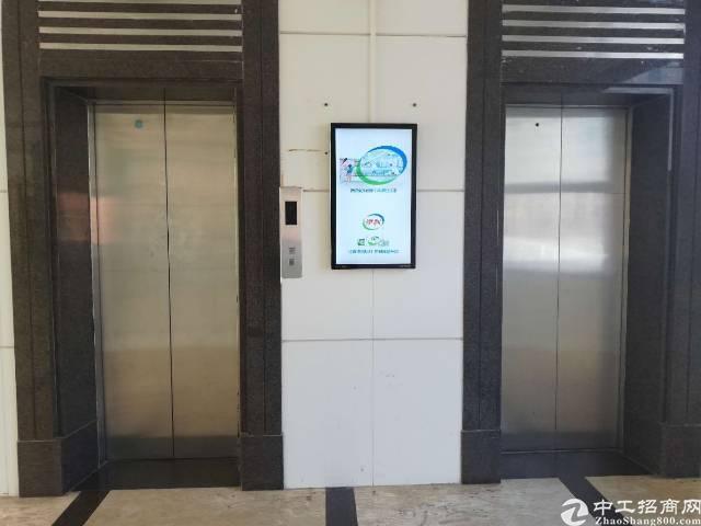 龙岗中心城精装修写字楼500平招租40全包