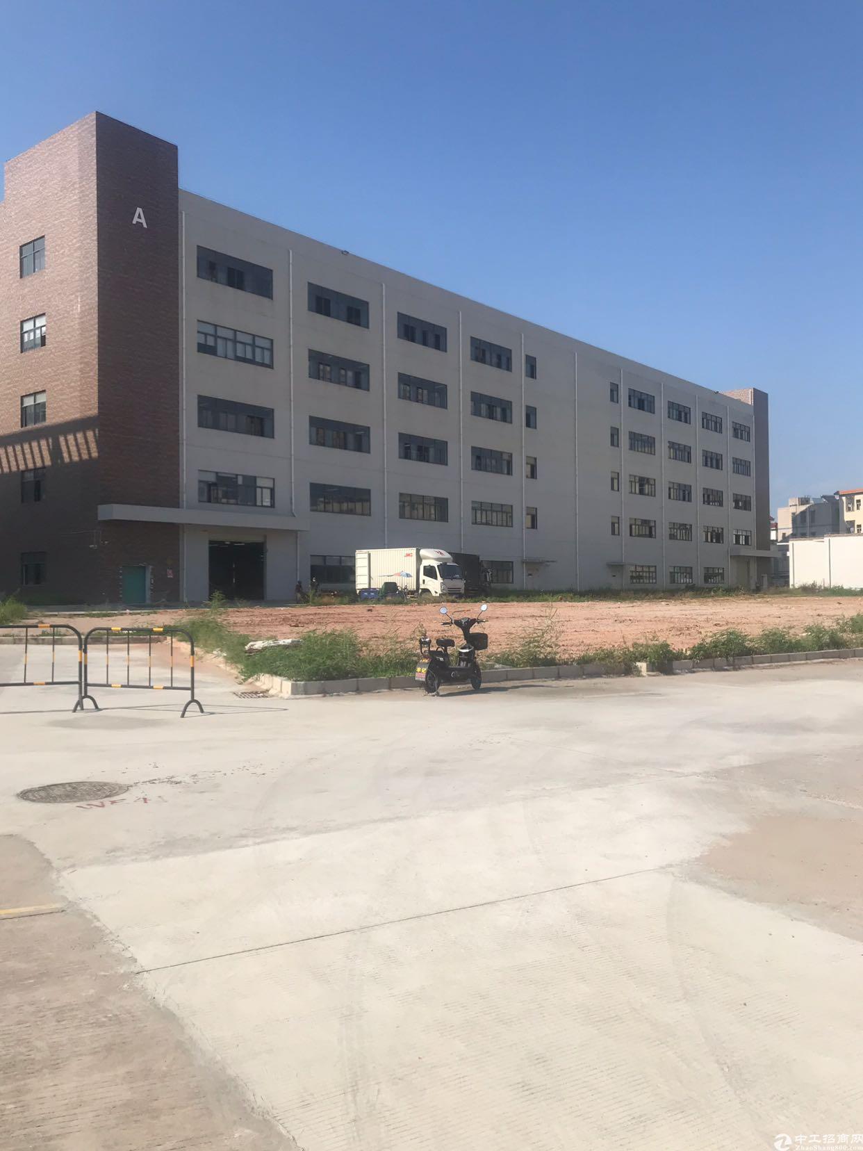 博罗全新厂房建筑面积15000平业主急售