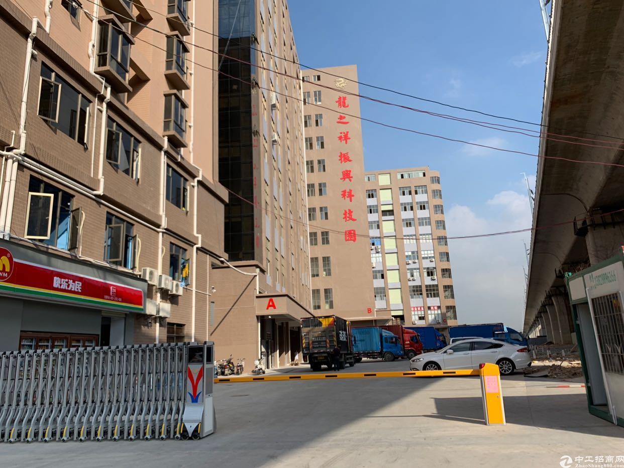 长安镇临近新安大桥1公里重工业厂房