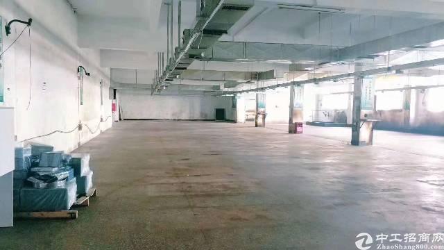 上雪科技园新出带办公仓库920平米可分租