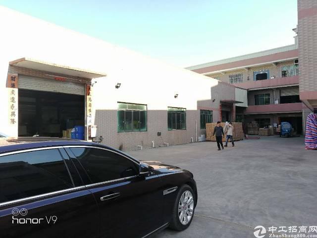 横沥镇田饶步村原房东精致小独门独院厂房对外出租-图2