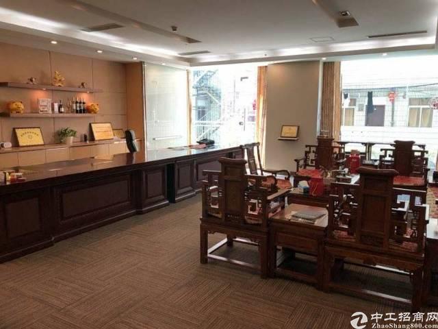 出租龙华天虹办公室面积1600平豪华装修-图4