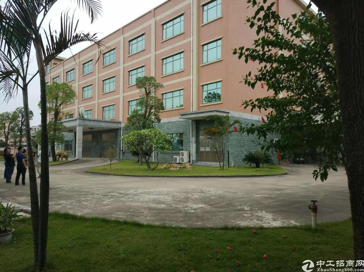 惠州10600平米集体证厂房出售